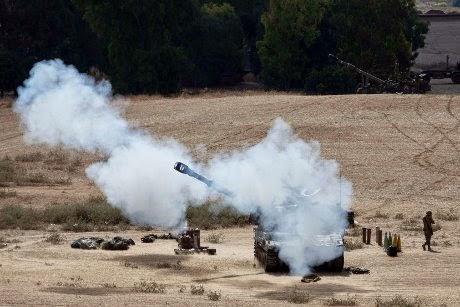 Jejak Post | Serangan Israel