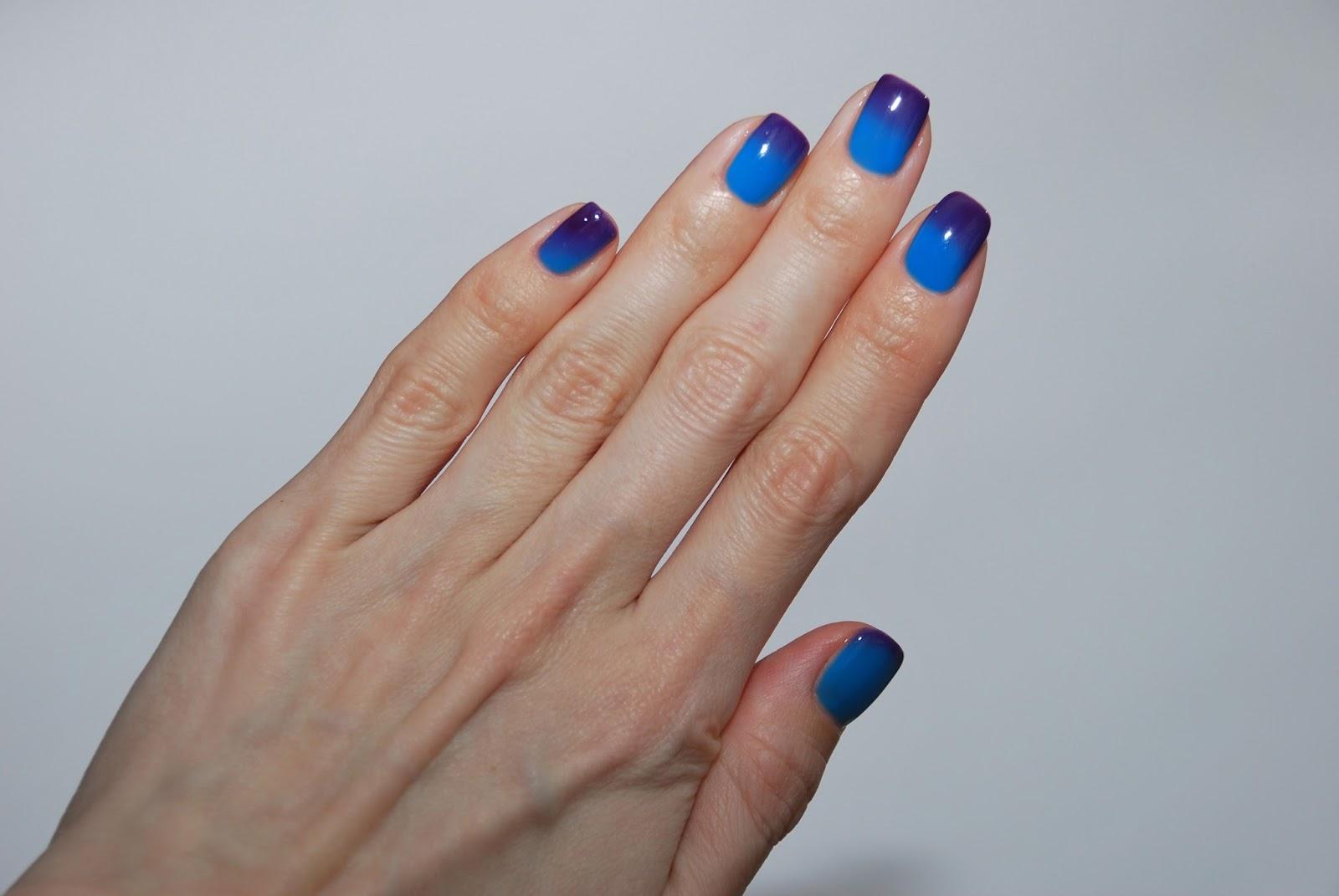 Дизайн ногтей термо гель фото
