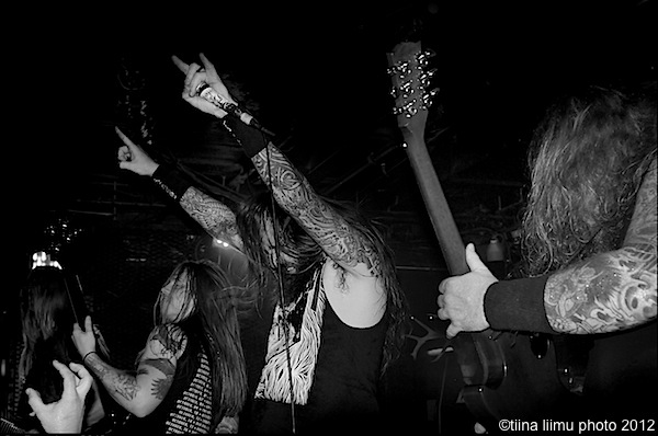 Skeletonwitch photo by tiina liimu