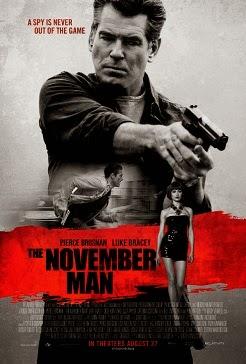 November Man: Um Espião Nunca Morre – Dublado