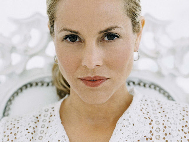 American Actress Maria Bello