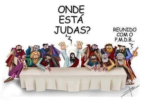 os Judas de sempre
