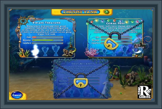Fishdom Free Aquarium Screenshot 1