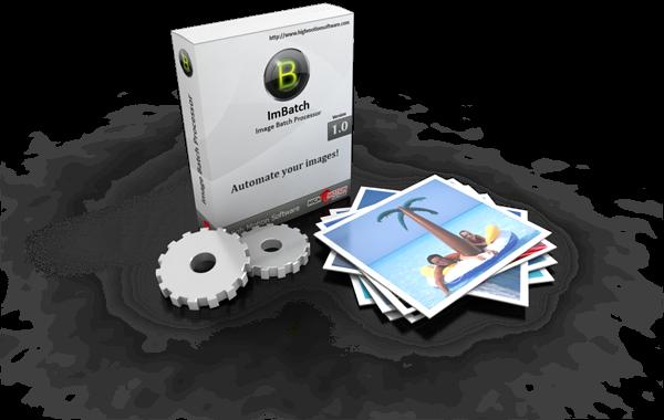 برنامج مجانى مميز لاضافة تعديلات متعددة لاى مجموعة من الصور دفعة واحدة ImBatch 1.8.0