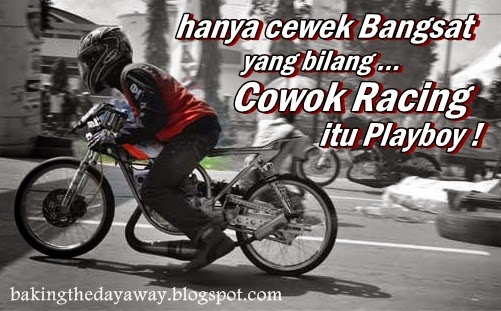 Dp Bbm Keren Buat Anak Motor Racing