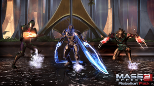 Mass Effect 3: Images of Rebellion Pack