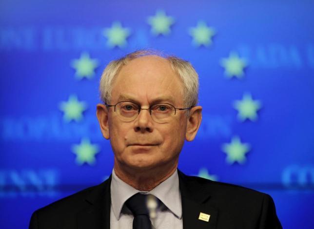 A diestra y siniestra mayo 2012 for Presidente del consejo europeo