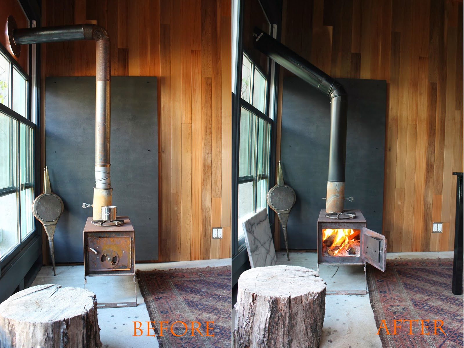 the shingled house one room challenge the shed fire