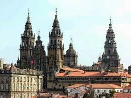Catedral de Santiago de Compostela maravilla