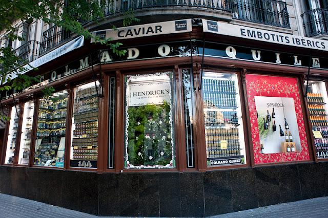 Onde comprar bebidas em Barcelona