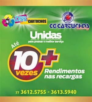RECARGAS DE CARTUCHOS? (77)3613-5940
