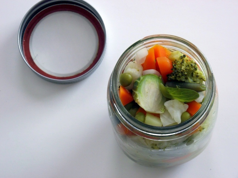 Recipe: Encurtido (Colombian style pickled vegetables)