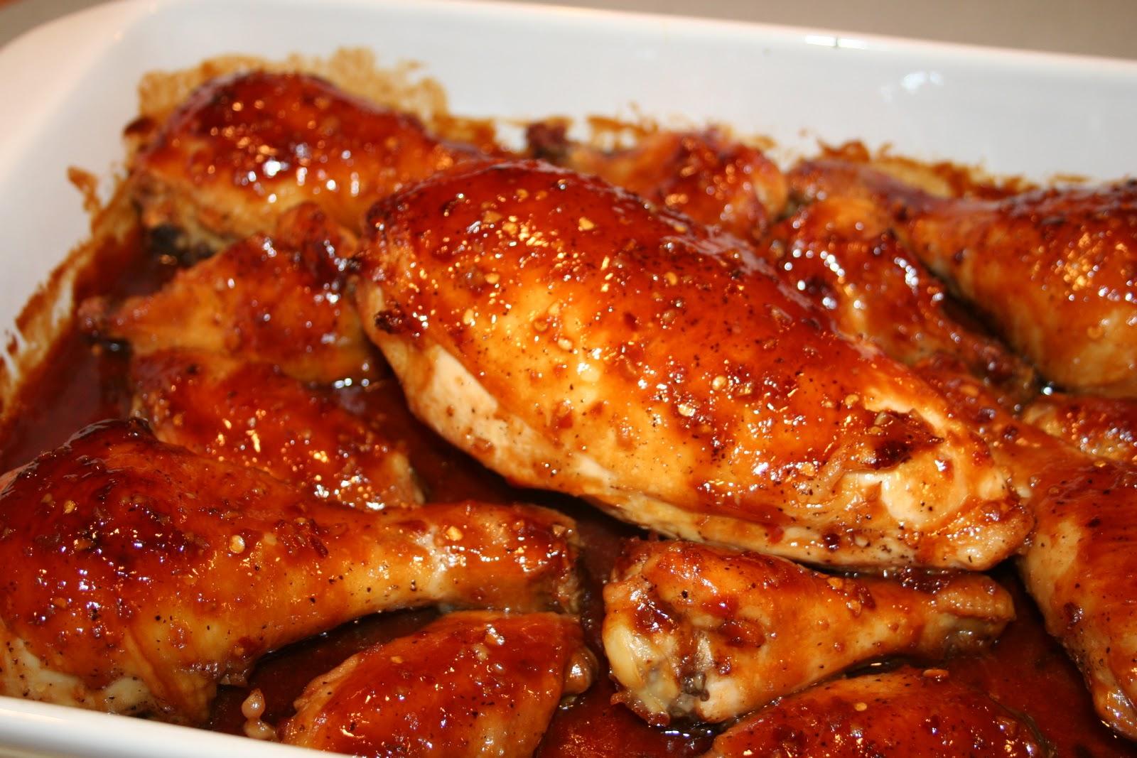 COOK WITH SUSAN: Bourbon Street Chicken
