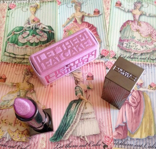 Let Them Eat Cake Lipstick Queen Review