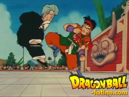 Dragon Ball capitulo 22