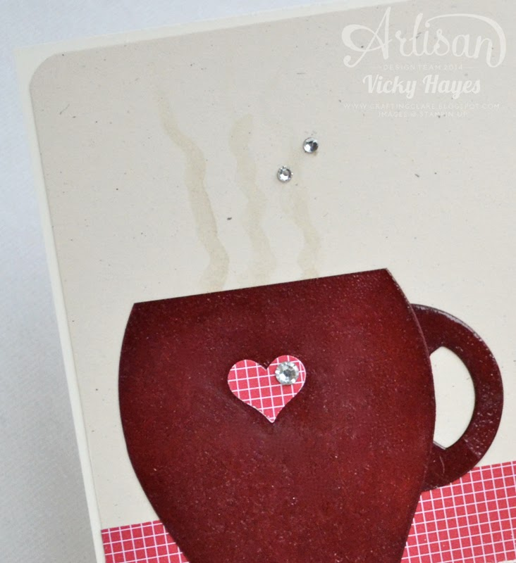 Other uses for the Curvy Keepsake box thinlits die by UK Stampin' demonstrator Vicky Hayes