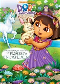 dora Download   As Aventuras de Dora na Floresta Encantada   DVDRip AVI + RMVB Dublado