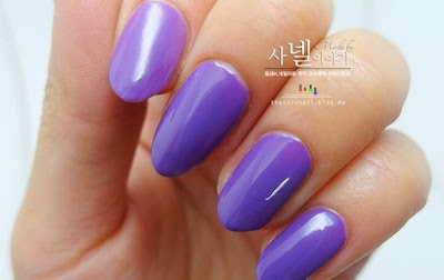 LIGHT PURPLE Nail Polish