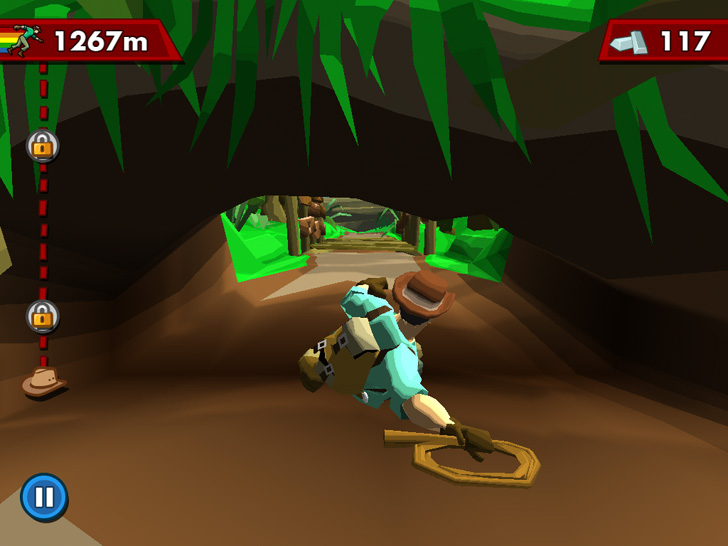 PITFALL! Free App Game By Activision