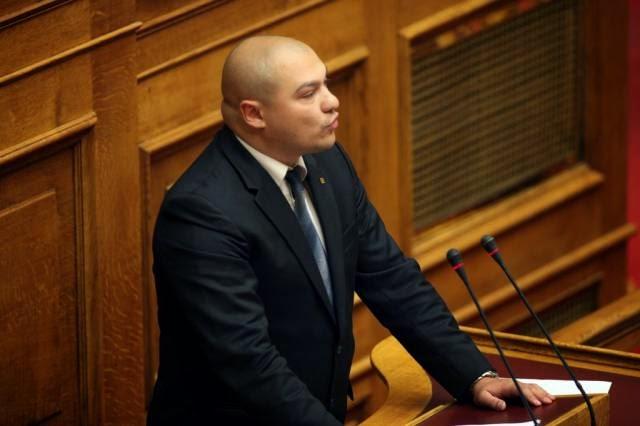Τι κι αν είναι κλεισμένοι στα κελιά του καθεστώτος, ο κοινοβουλευτικός έλεγχος των Χρυσαυγιτών Βουλευτών συνεχίζεται αμείωτος!