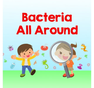 image Freebie -Until July 28   Pre-School Teaching Freebie - Bacteria All Around