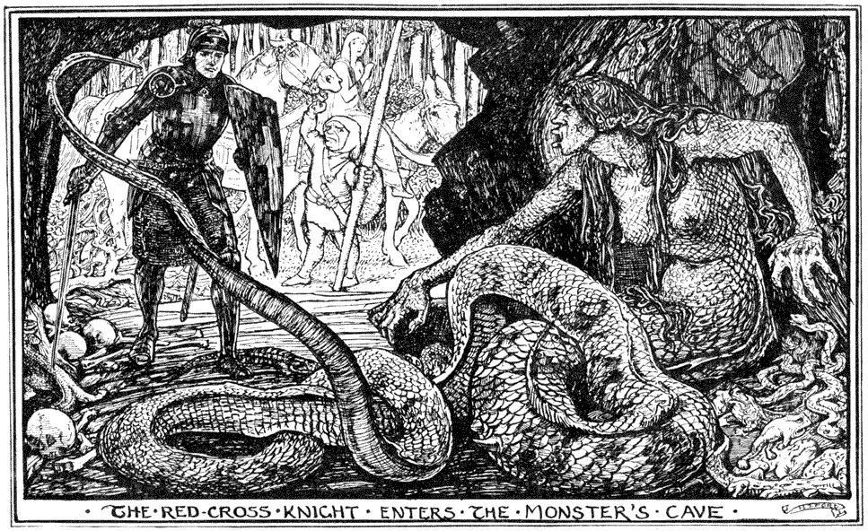 faerie queene as an allegory pdf