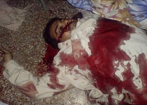 FaceLeakz - Foto mayat osama bin laden – janazah osama bin laden