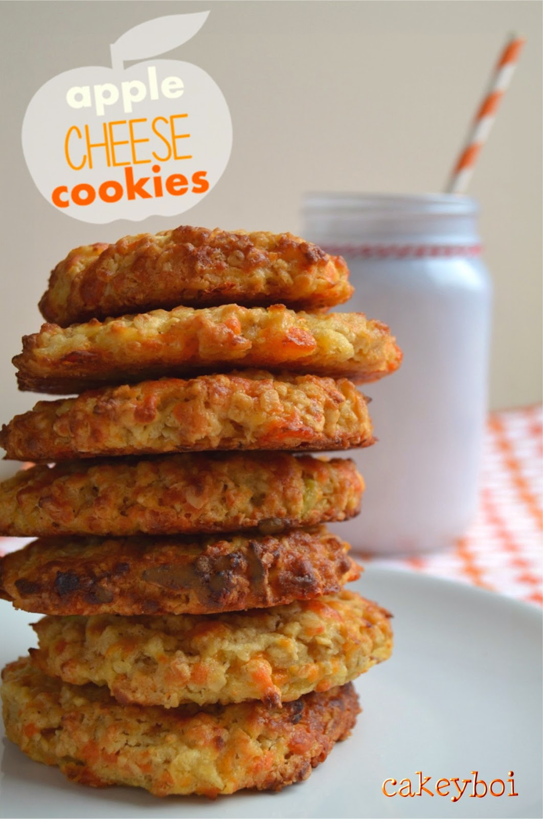 cheddar-cheese-apple-cookies