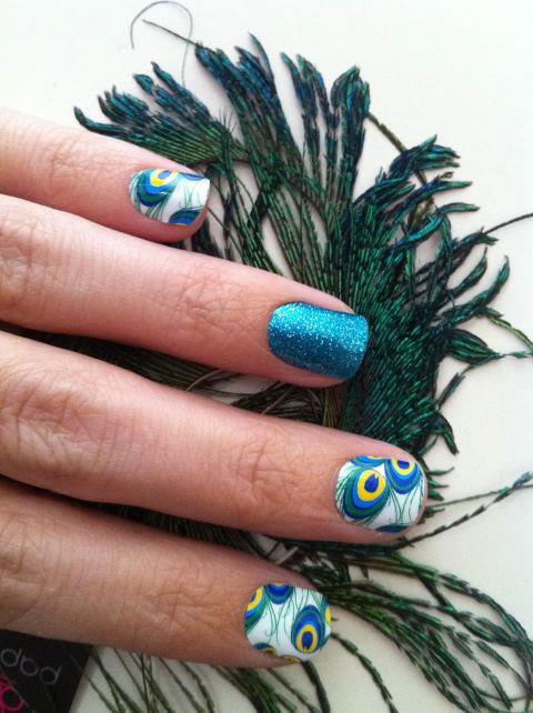 My World My Shoes How To Apply Jamberry Nails