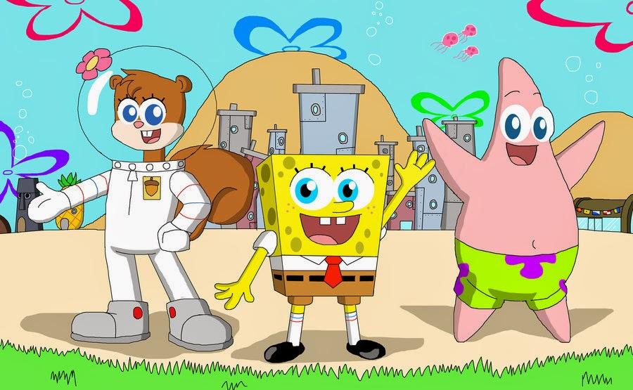 The spongebob squarepants movie 2 in 3d