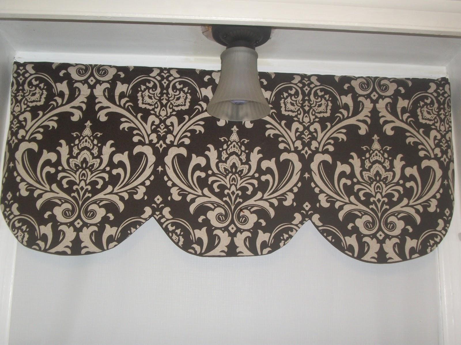 Bella Maria Mom . .: No-Sew Curtains