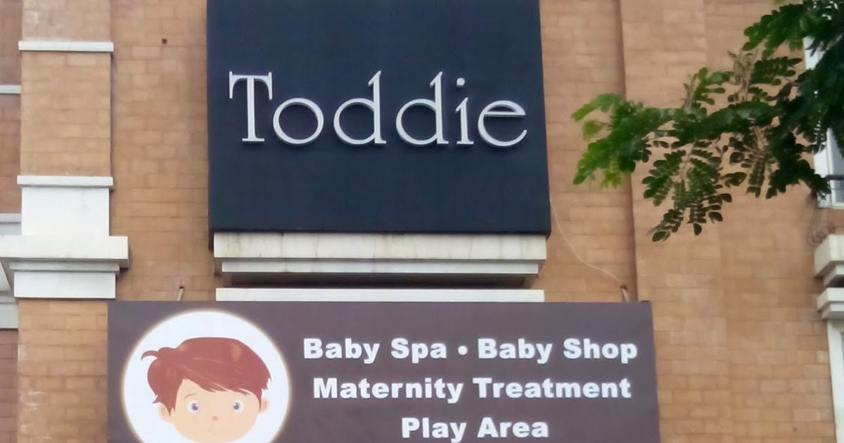 Booking Toddie Baby Spa Gading Serpong