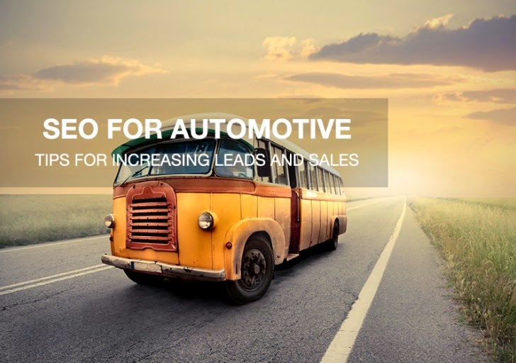 SEO for automotive