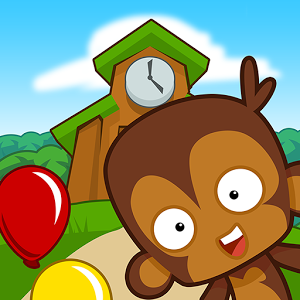 Free Bloons Monkey City v1.0.4 Download Apk - Free Games for Android