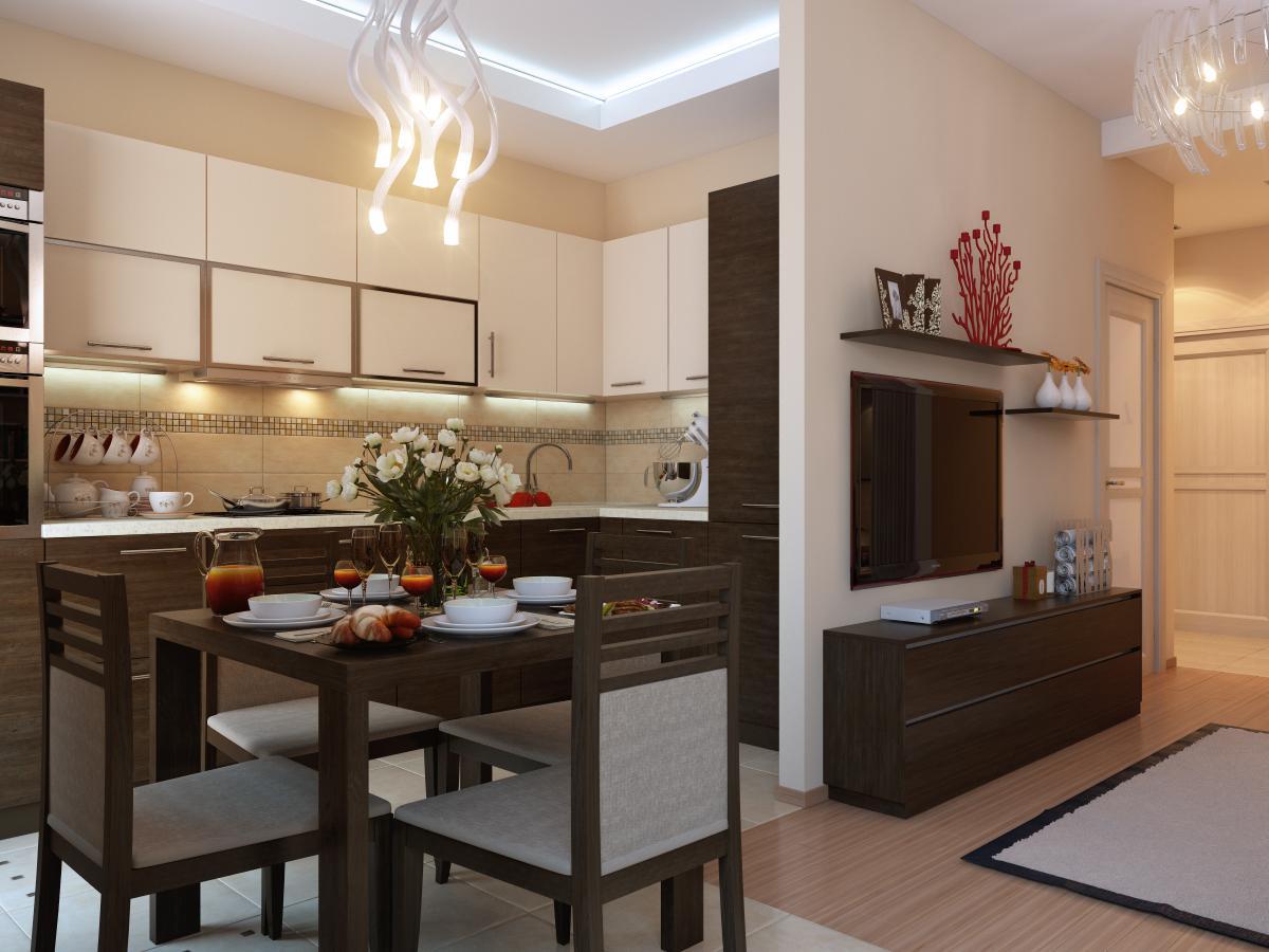 Дизайн помещений частного дома