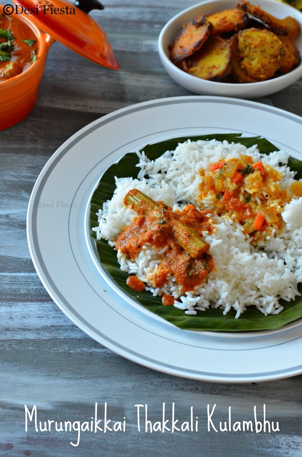Kulambu recipes
