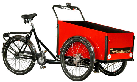 Choosing A Bakfiets Box Bike The Hague Housewife