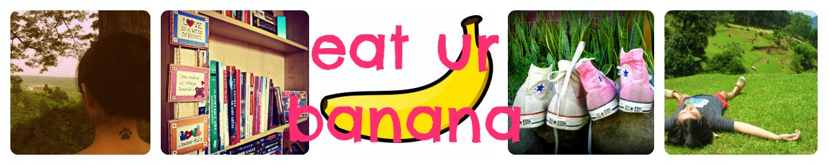 eat ur banana