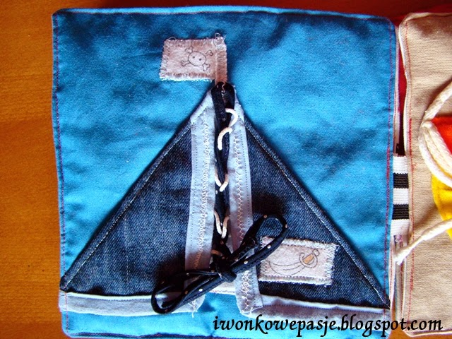 namiot, tent, wiązanie, binding