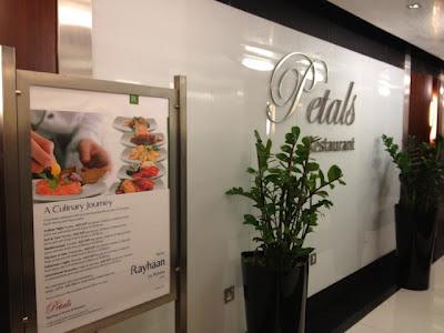 Petals restaurant at Rose Rayhaan by Rotana Dubai