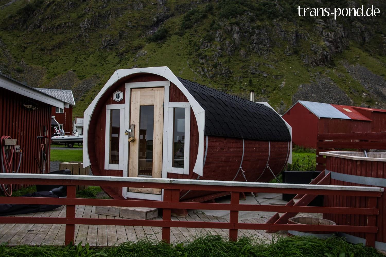 Trans Pond Nordic Sauna