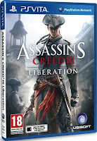 Assassin's Creed 3: Liberation Box Art