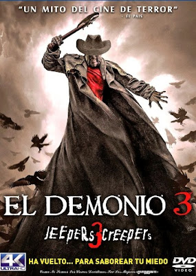 El Regreso Del Demonio (2017)[BRRip 720p] [Latino] [1 Link] [MEGA]
