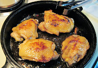 browning chicken