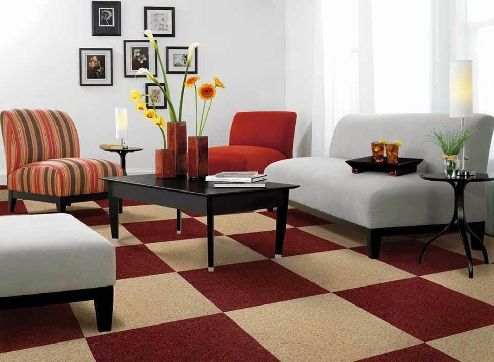 Estetika Dekorasi Ruang dengan Ubin