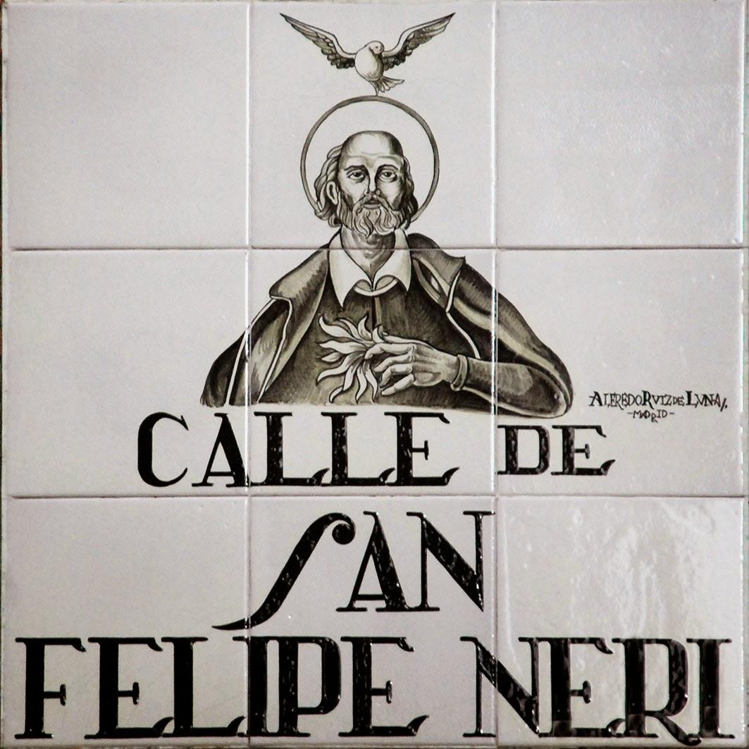 Calle de San Felipe Neri