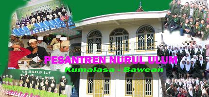 Pesantren NURUL ULUM Kumalasa Bawean
