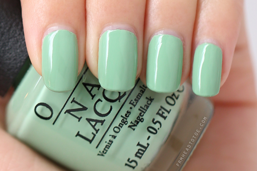 Manicure Monday: OPI Damone Roberts 1968 - From Head To Toe
