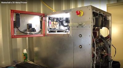 3D Printing per il Metallo
