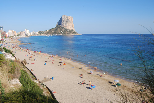 Calpe Spain  city photo : Marisolvillas Levante beach Calpe Spain